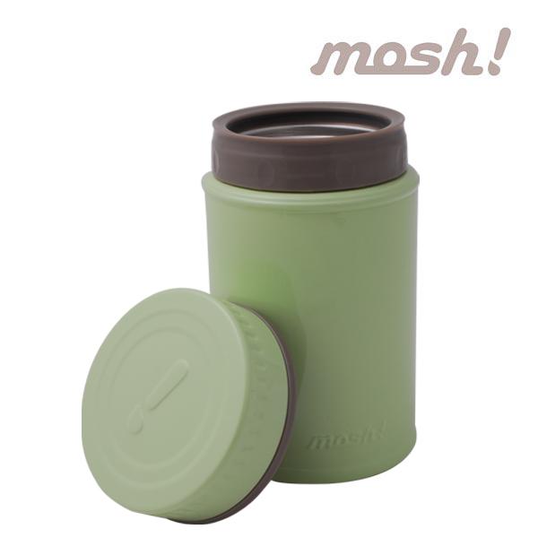 [MOSH]모슈 보온보냉 죽통350ml (그린)
